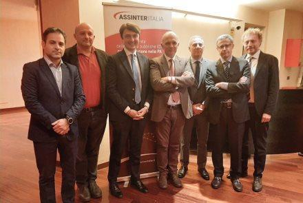 Assembly of the Assinter Members - Rome, November 22nd, 2019