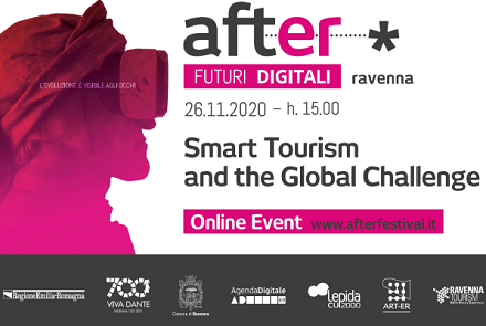 Festival After Futuri Digitali - Banner 2020