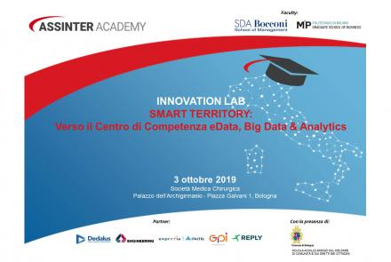 Verso il centro di competenza eData, Big Data & Analytics